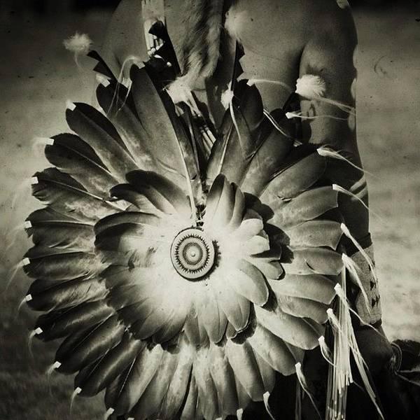 Landmarks Wall Art - Photograph - #native #american #powwow #wacipi by Heidi Hermes