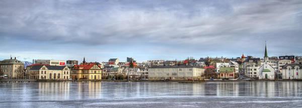 Reykjavik Photograph - Native Harmony by Evelina Kremsdorf