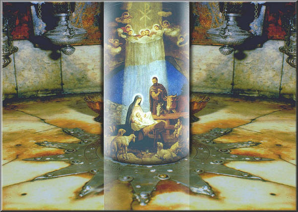 Nativity 2009 Art Print