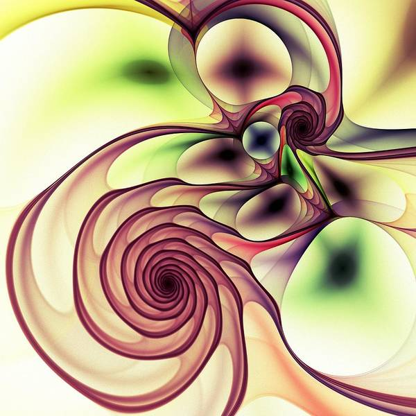 Digital Art - Natural by Anastasiya Malakhova