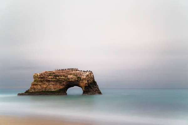 Photograph - Natural Bridges  by Lee Harland