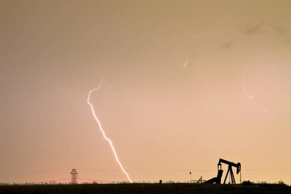 Photograph - Nature - Power And Oil by James BO Insogna