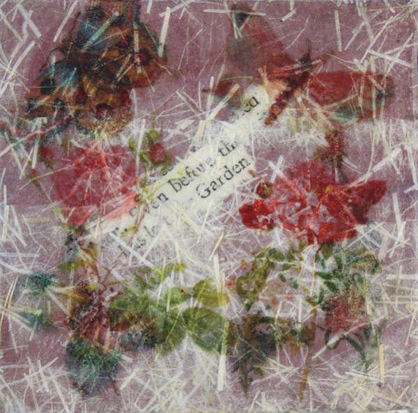 Mixed Media - Nature 2 by Dawn Boswell Burke