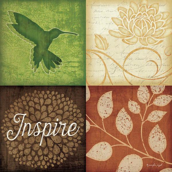 Firefly Painting - Nature Inspiration II by Jennifer Pugh