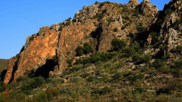 Photograph - Nature Mountain Walks 01 Spain  by Colette V Hera  Guggenheim