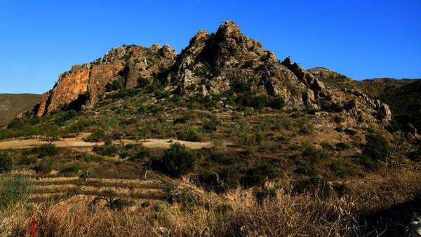 Photograph - Nature Mountain Walks 02 Spain  by Colette V Hera  Guggenheim