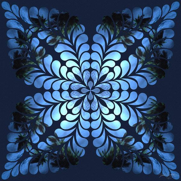 Digital Art - Nature's Mandala 39 by Derek Gedney