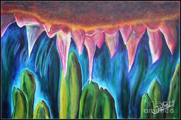 Painting - Nature's Soul.. by Jolanta Anna Karolska
