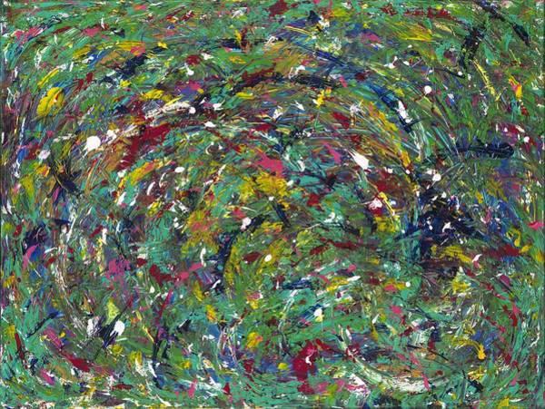 Painting - Nature's Vortex by Angela Bushman