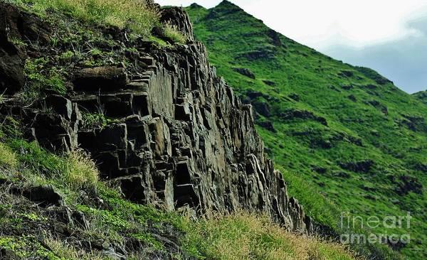 Kaena Photograph - Nature's Wall by Craig Wood