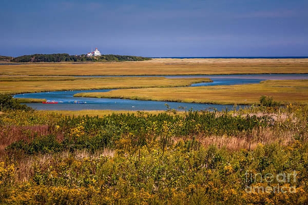 Photograph - Nauset View by Susan Cole Kelly