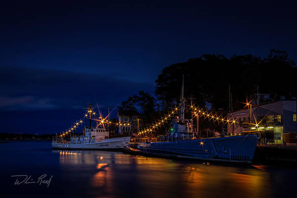 Photograph - Nautical Bling by William Reek