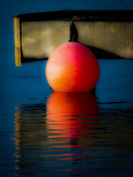 Something Different Photograph - Nautical Waters by Karen Wiles