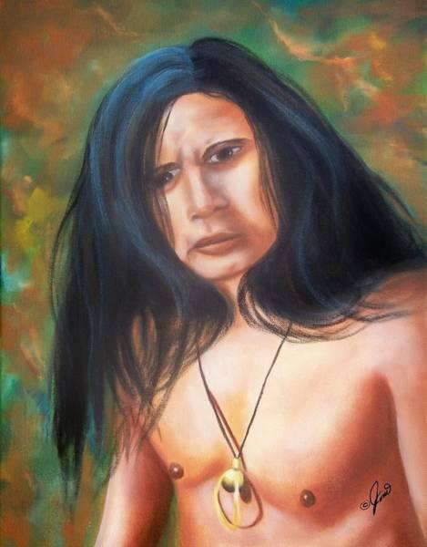 Painting - Navajo by Joni McPherson