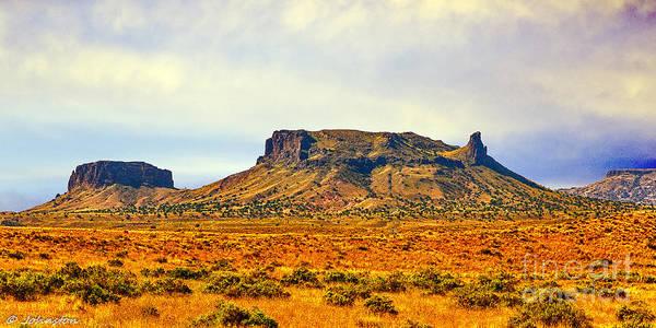 Photograph - Navajo Nation Monument Valley by Bob and Nadine Johnston