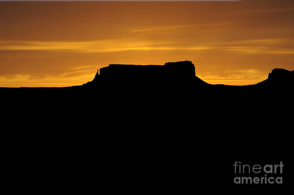 Photograph - Navajo Sunset by Brenda Kean