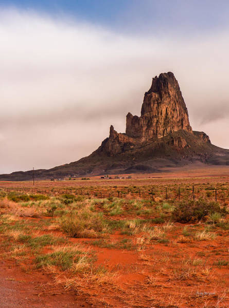Photograph - Navajo Wind by Tim Bryan