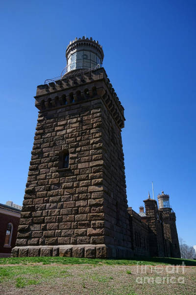 Photograph - Navesink Twin Lights by Olivier Le Queinec