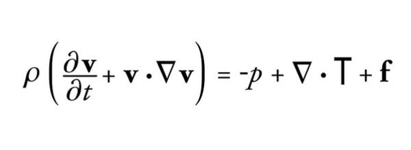 Equation Wall Art - Photograph - Navier-stokes Equation by Science Photo Library