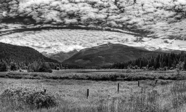 Photograph - Near Bull Lake Montana by Lee Santa