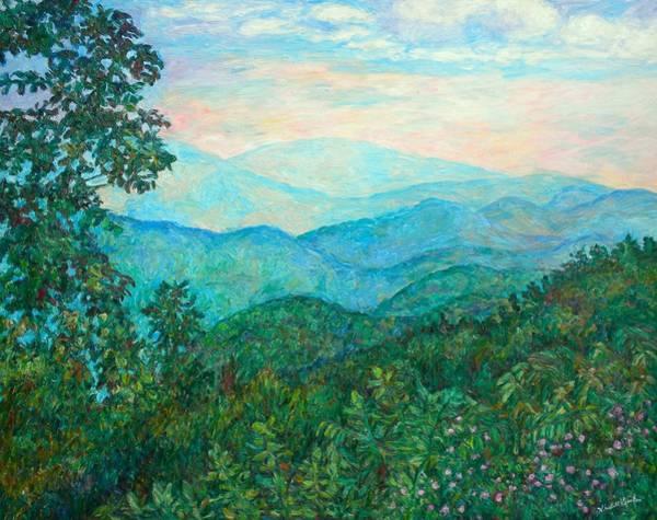 Painting - Near Purgatory by Kendall Kessler