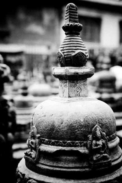 Photograph - Near Swayambhunath by Raimond Klavins