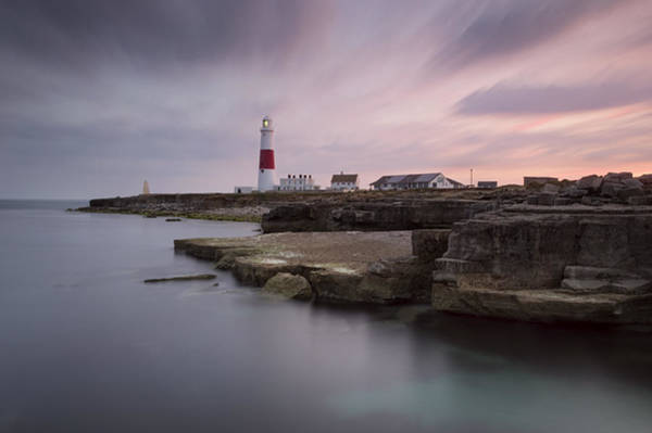 Wall Art - Photograph - Nearly Night At Portland Bill by Chris Frost
