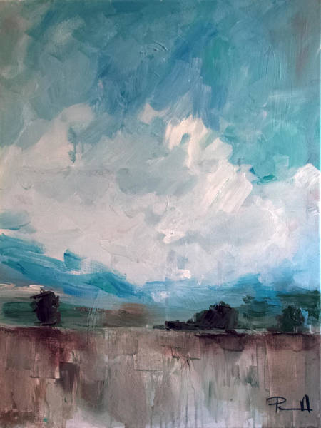 Painting - Nebraska by Sean Parnell