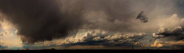 Photograph - Nebraska Storms A Brewin by NebraskaSC