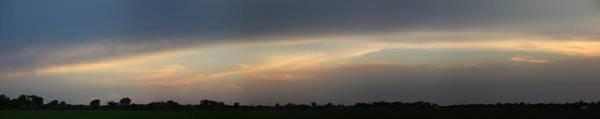 Photograph - Nebraska Thunderset At Dusk by NebraskaSC