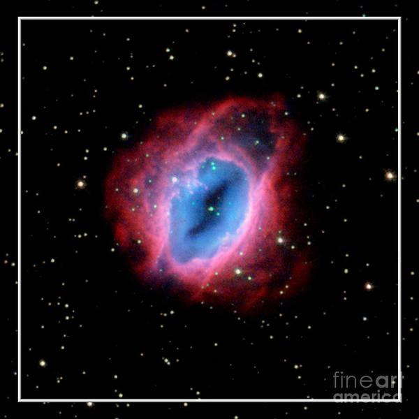 Photograph - Nebula And Stars Nasa by Rose Santuci-Sofranko