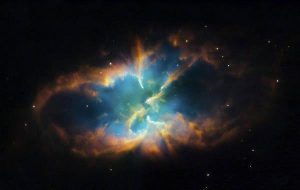 Wall Art - Photograph - Nebula Cloud 2 by Jennifer Rondinelli Reilly - Fine Art Photography