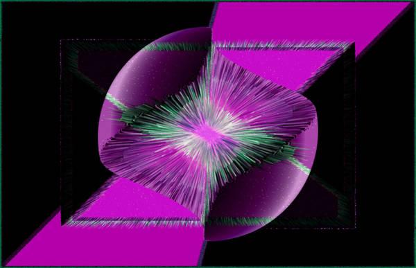 Digital Art - Nebulous 2 by Angelina Tamez