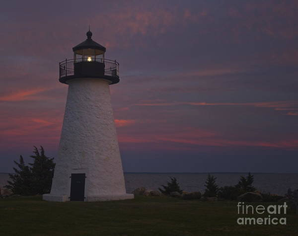 Photograph - Ned's Point Lighthouse Of Mattapoisett by Amazing Jules