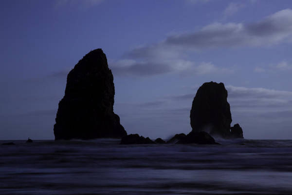 Photograph - Needles At High Tide by Sara Hudock