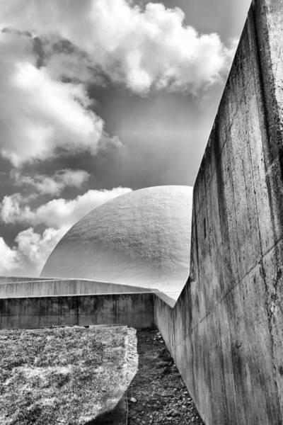 Wall Art - Photograph - Neil Armstrong Museum by Dan Sproul
