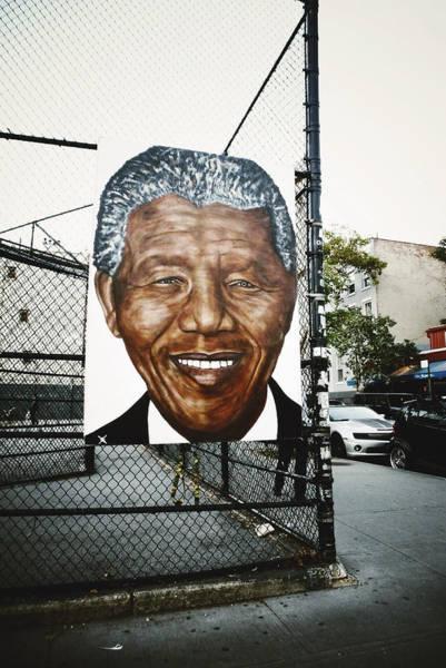 Photograph - Nelson Mandela by Natasha Marco