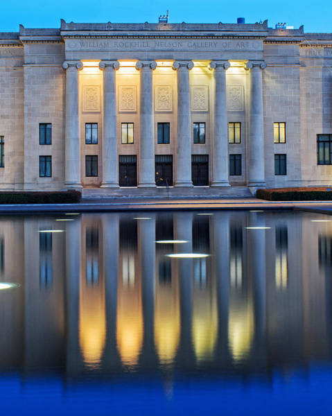 Wall Art - Photograph - Nelson Reflections by Kevin Anderson