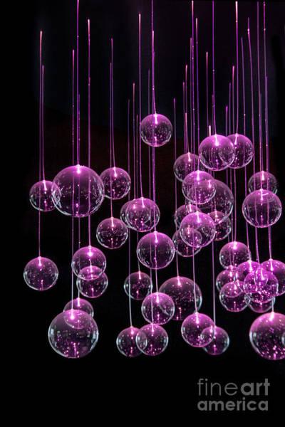 Neon Photograph - Neon  Nights by Evelina Kremsdorf
