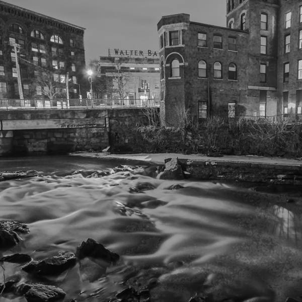 Photograph - Neponset At Night by Brian MacLean