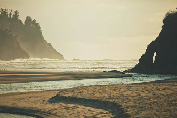 Wall Art - Photograph - Neskowin Beach, Oregon by Christopher Kimmel
