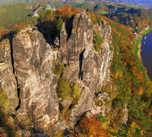 Photograph - Neurathen Castle In The Saxon Switzerland by Sun Travels