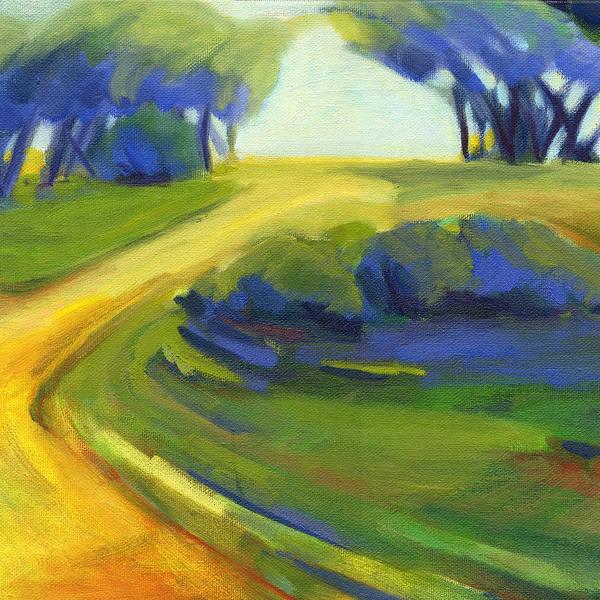 Painting - New Beginning 1 by Konnie Kim