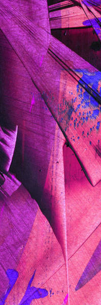 Wall Art - Painting - New Boundaries 1 B by Brian Allan