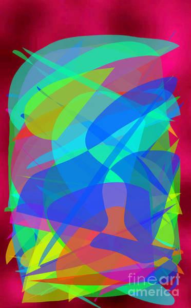 Painting - New Horizons II by Ilona Svetluska