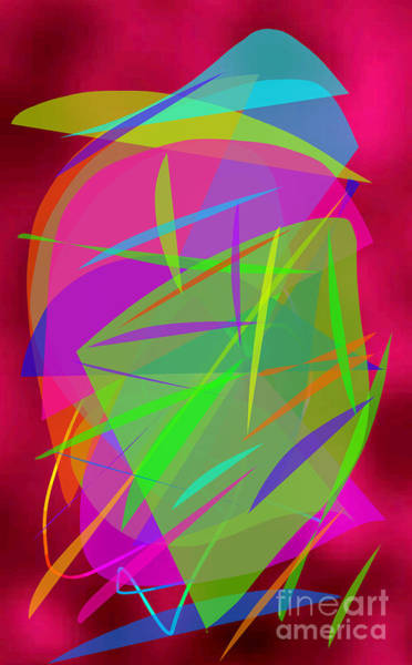 Painting - New Horizons by Ilona Svetluska