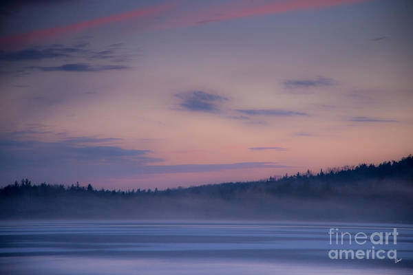 Photograph - New Ice Evening by Alana Ranney