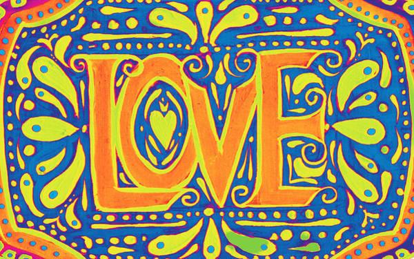 Painting - New Love  by Nada Meeks