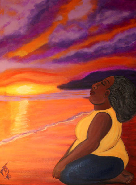 Image result for Afro prayer painting