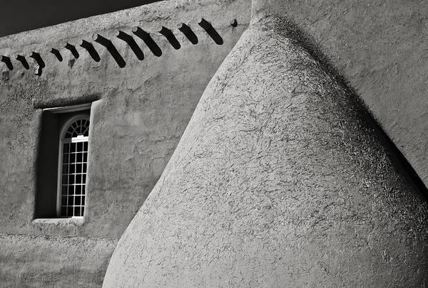 Adobe Photograph - New Mexico Adobe by Medicine Tree Studios